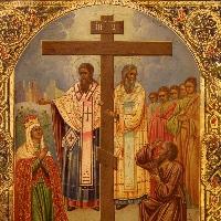 Воздви́жение Честно́го и Животворящего Креста Господня